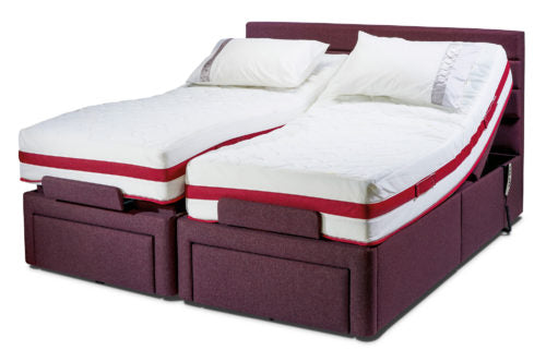 Sherborne 6' Dorchester Head Adjustable Bed