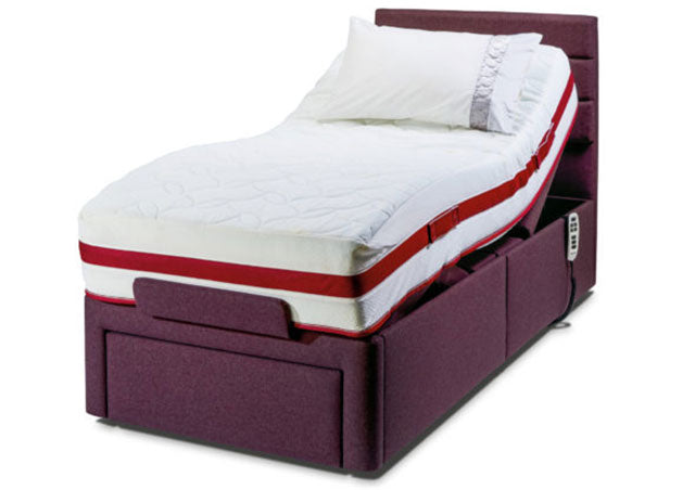 Sherborne 3' Dorchester Head and Foot Adjustable Bed
