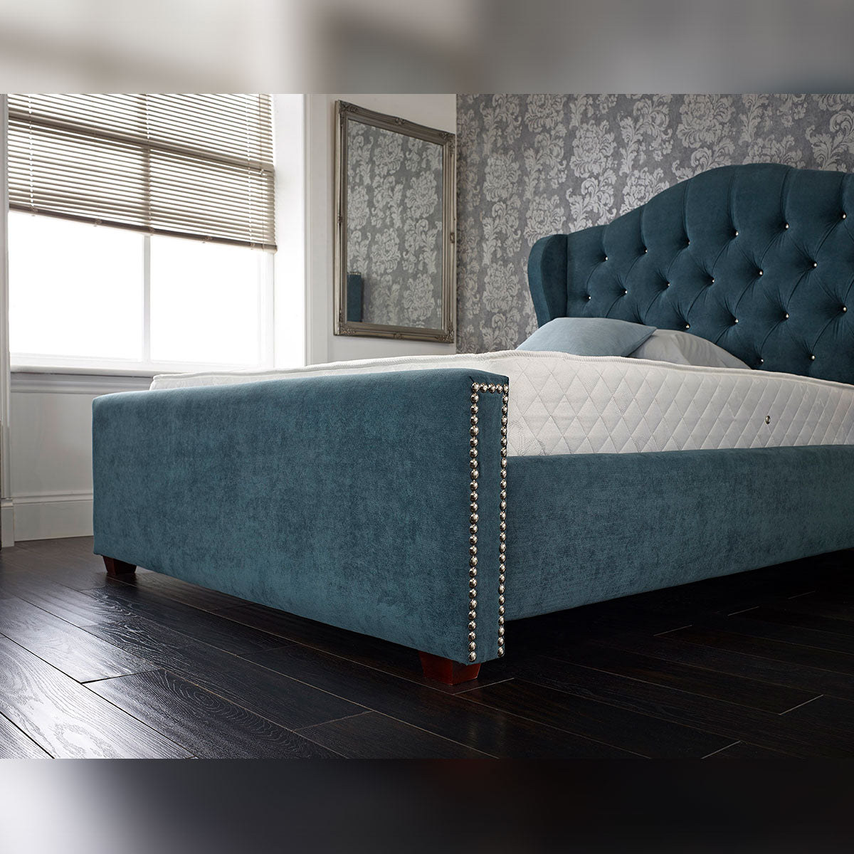Amazon Super King Size 6' Bed