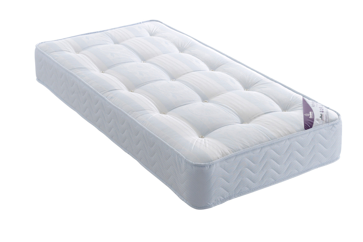 Ashleigh Divan (Mattress = Firm, Depth 24 cm)
