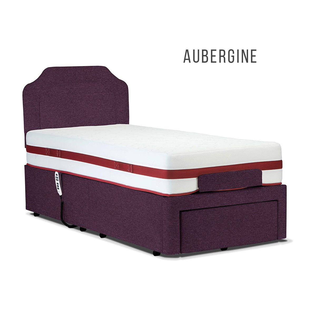 Sherborne 5' Dorchester Head Adjustable Bed