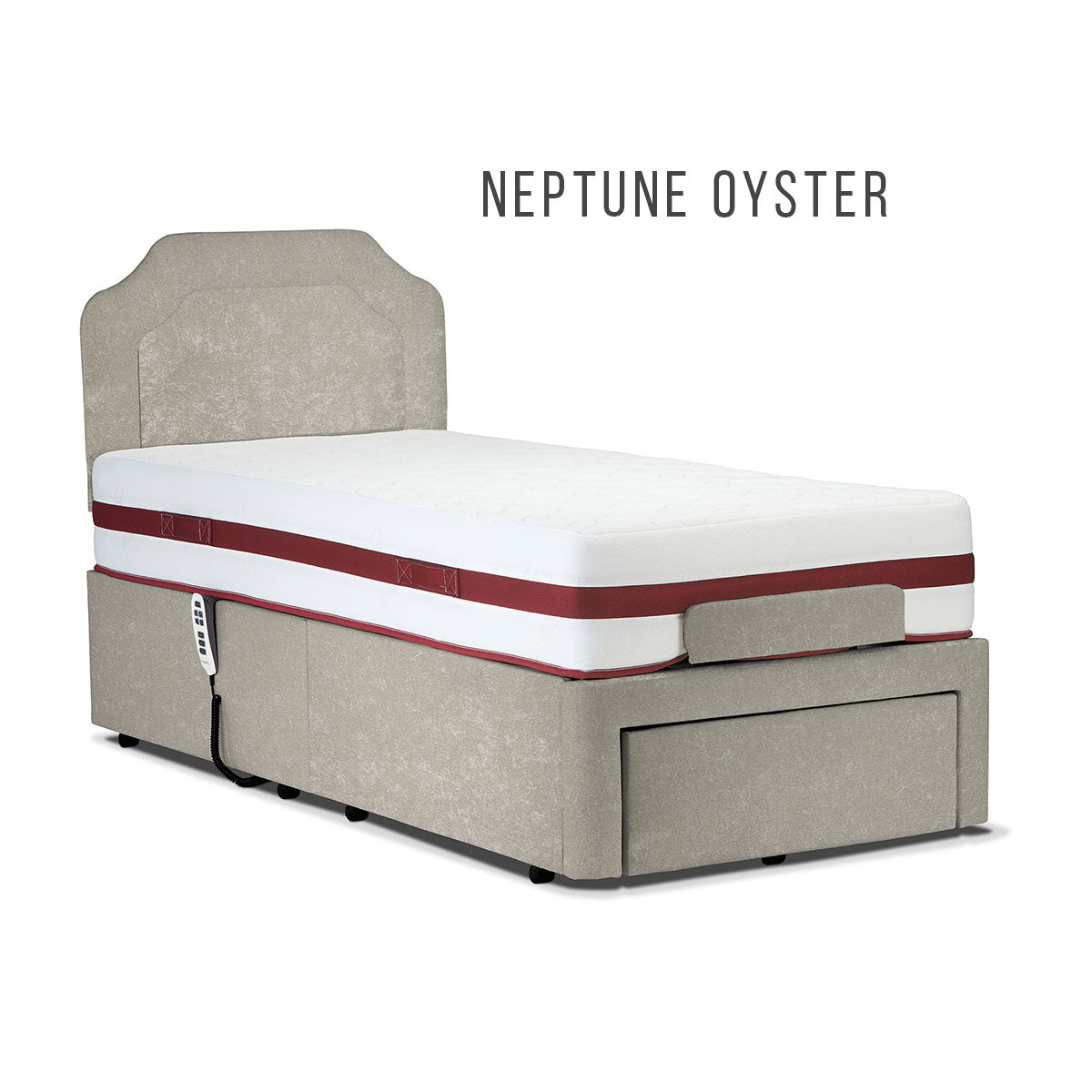 Sherborne 5' Dorchester Head and Foot Adjustable Bed
