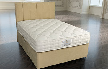 Duke 1000 Gel Micro Quilted Mattress Available In Medium Medium Firm And Firm Comfort