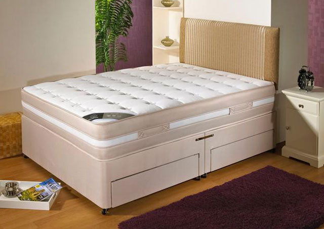 Georgia Divan Set (Mattress = Firm, Depth 31 cm)