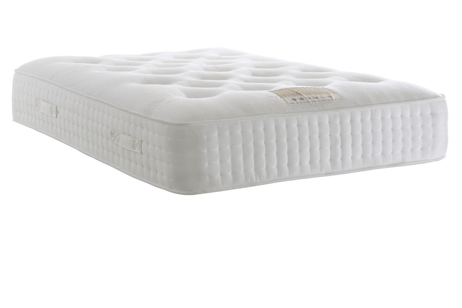 2000 Grand Luxe Divan Bed (Mattress = Medium)