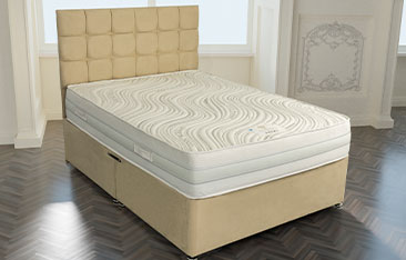 Grosvenor 1000 Pocket Gel Encapsulated Mattress Available In Medium Medium And Firm Comfort
