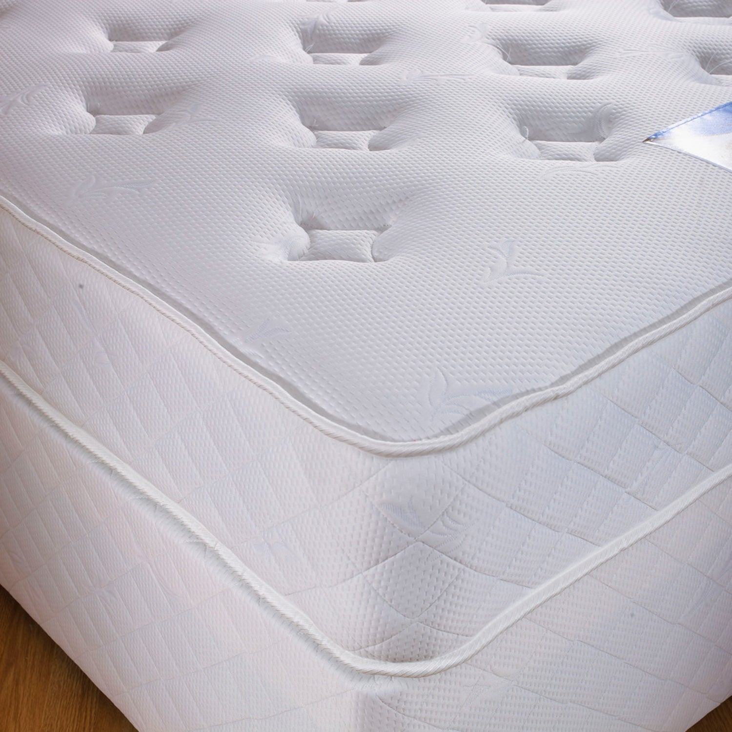 Healthcare Supreme Divan Set (Mattress = Medium-Firm)