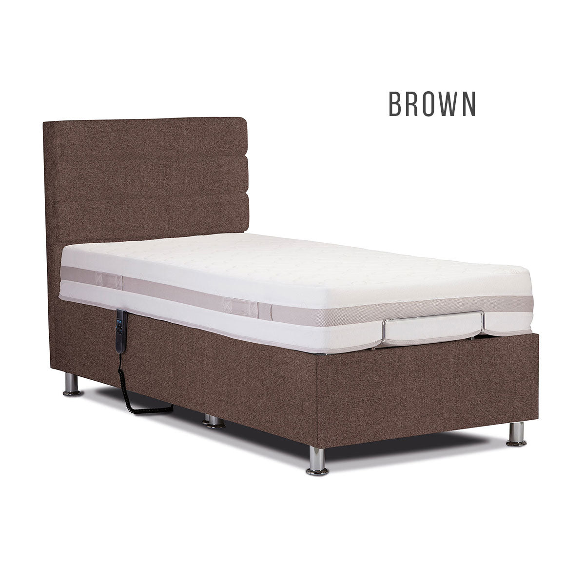 "Sherborne 2'6"" Hampton Head and Foot Adjustable Bed"