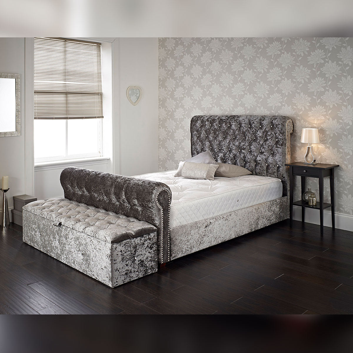 Louisa Single 3' Bed