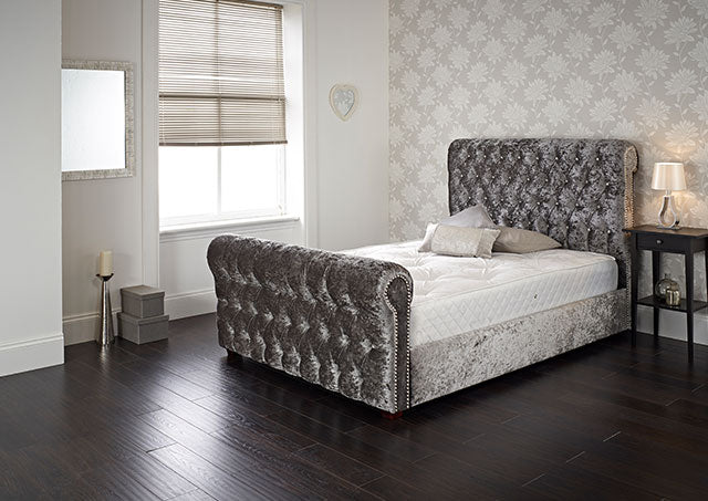 "Louisa Double 4' 6"" Bed"