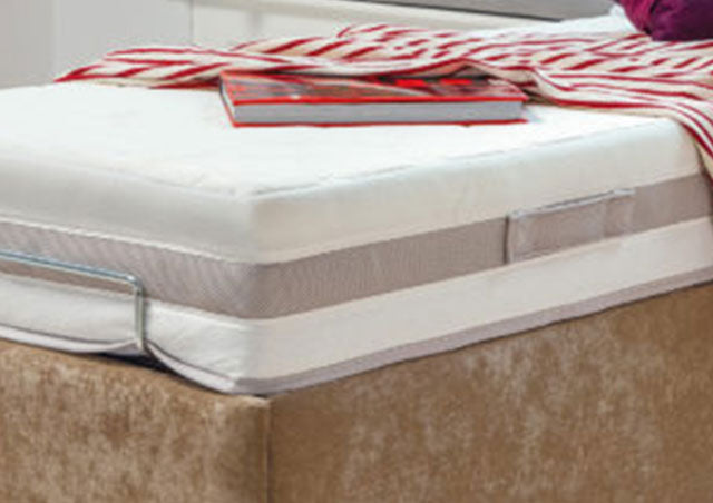 Sherborne Deluxe Adjustable Bed Mattress