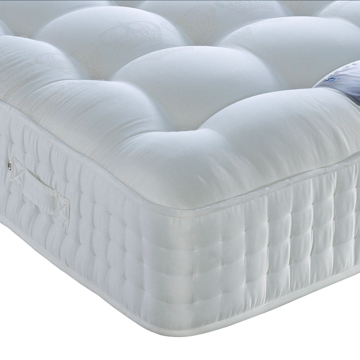 Royal Crown Natural 1000 Mattress 30cm Depth - Medium Firm