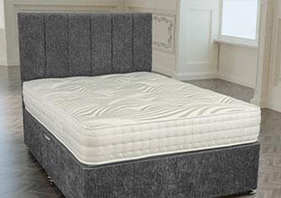 Richmond 2000 Pocket Cool Cotton Divan Bed Set European Sizes Available