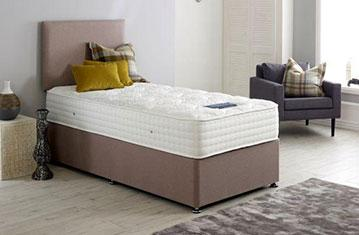 Milano 1000 Pocket Spring Encapsulated Mattress 28cm Depth Medium Firm Comfort