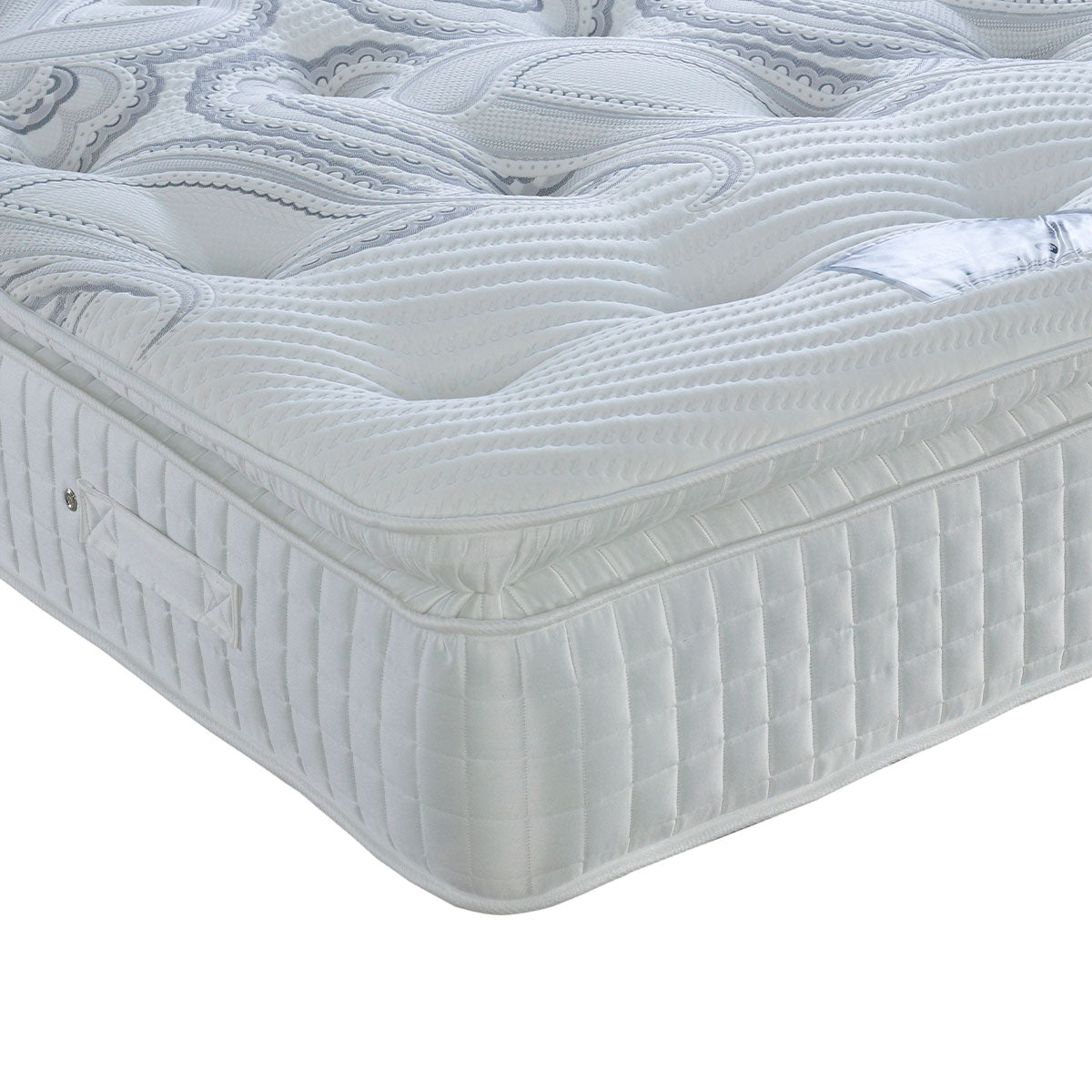 Sicily 2000 Pocket Spring Pillow Top Mattress