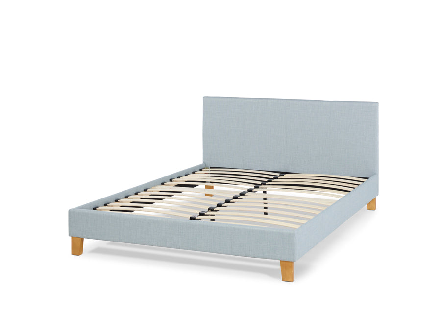 Sophia Ice Fabric Bed