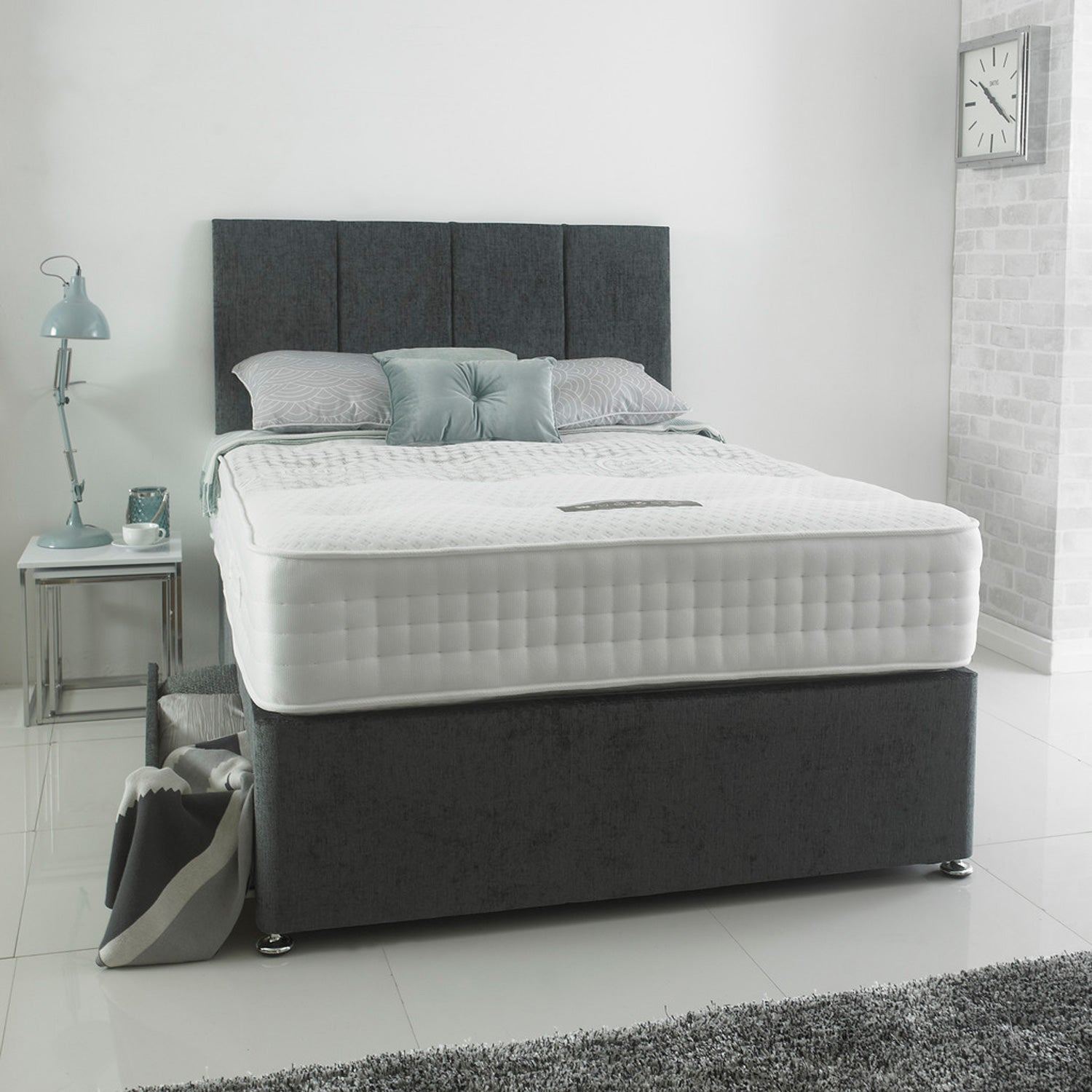 Stratus 1000 Luxury (Mattress = Medium)