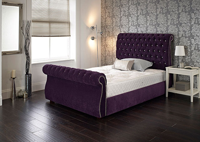 "Valencia Double 4'6"" Bed"