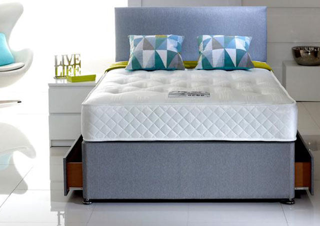Posture Care Comfort Divan Set (Mattress = Firm)