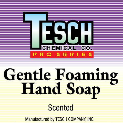 Gentle Foaming Hand Soap