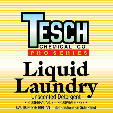 Liquid Laundry - Unscented