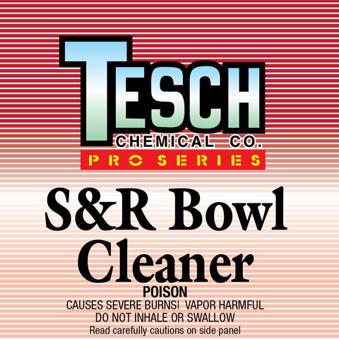 S&R Bowl Cleaner