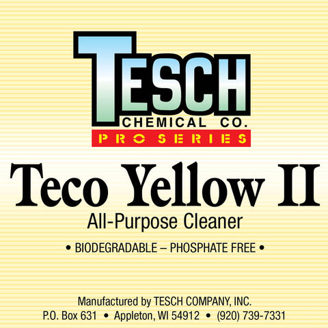 Teco Yellow II