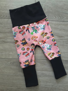 Mini Grow-with-me Pants