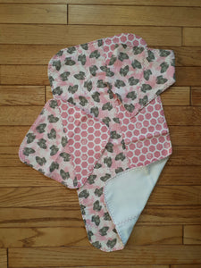 Patchwork Baby Gift Set