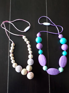 Chew Bead Necklaces