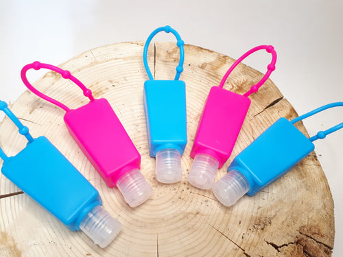 Silicone Travel Sanitizer