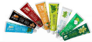 Natural Toothpaste - The Green Beaver Company