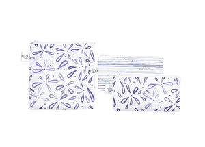 Bumkins Reusable Snack Bags - 3 pack