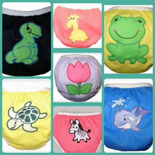 Monkey Doodlez Swim Diaper