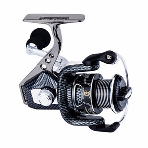 10+1 Ball Bearings Spinning Fishing Reel Full Metal Body EVA Ball Grip One Way Clutch Spinning Reels Fishing Accessory drop ship