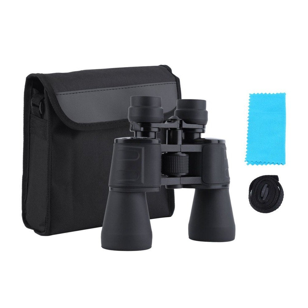 180x100 Zoom Telescope Day Night Vision Outdoor Travel Camping Game Viewing Hunting Binoculars Telescope