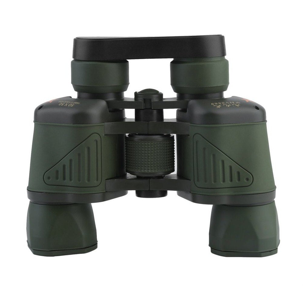 Portable Professional Zoom 50x50 Binoculars Indoor Outdoor Army Military Hunting Telescope Support Night Vision