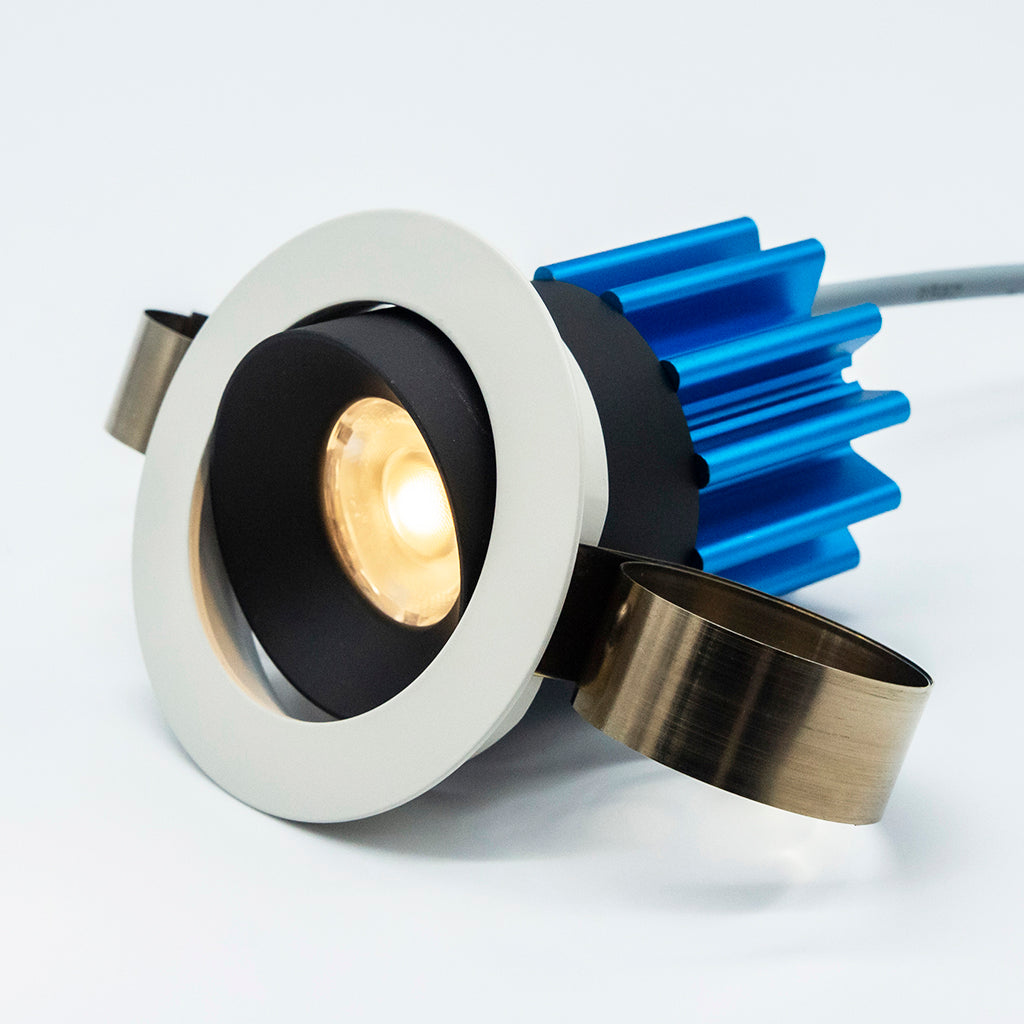 Elite - 80mm adjustable downlight