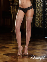 Stay-up Sheer Thigh High Stockings