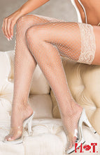 Crystal Stay Up Stockings