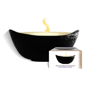 Sandalwood Massage Oil Candle