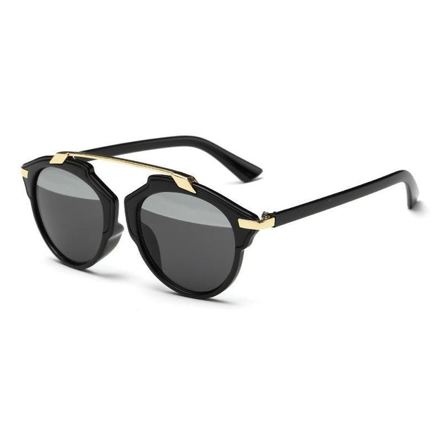 BISOUS WEAR BLACK FRAME MELIA SUNNIES