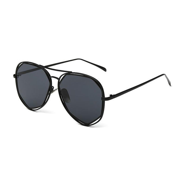 BISOUS WEAR black LAURIE SUNNIES