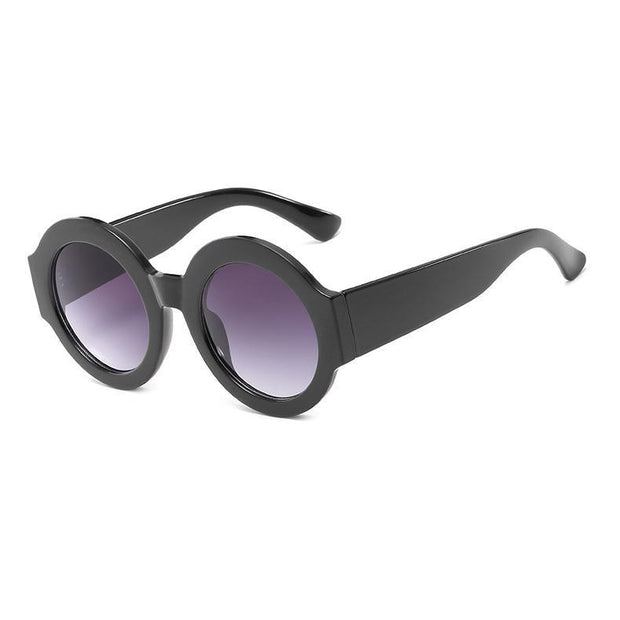 BISOUS WEAR BLACK POLLY SUNNIES