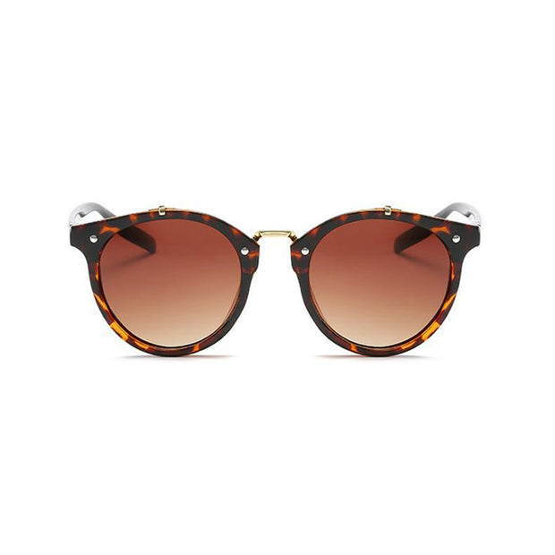 BISOUS WEAR BROWN SASKI SUNNIES