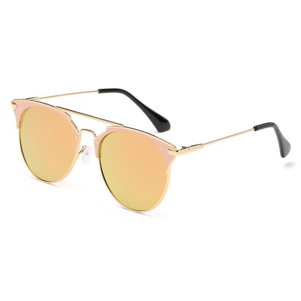 BISOUS WEAR gold RAINA SUNNIES