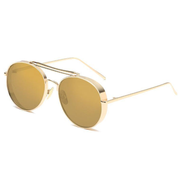 BISOUS WEAR GOLD TINA SUNNIES