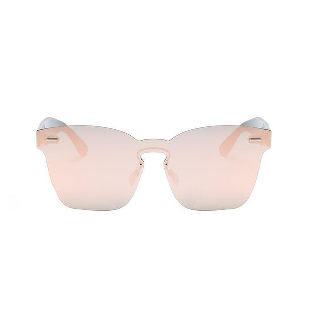 BISOUS WEAR LIGHT PINK RIVERA SUNNIES