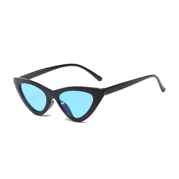 BISOUS WEAR One Size / BLACK/BLUE BRISBANE SUNNIES- BLACK/BLUE