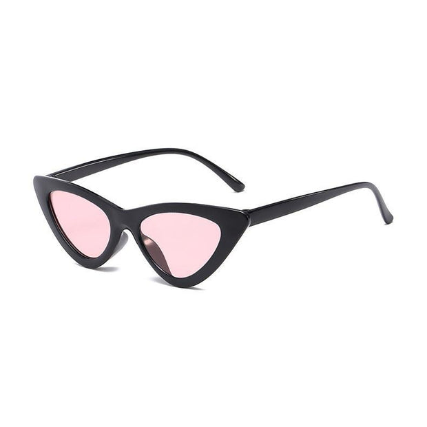 BISOUS WEAR One Size / BLACK/PINK BRISBANE SUNNIES- BLACK/PINK